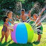 Ginkago Wasser Sprinkler Kinder Wasser Spielzeug Garten Bewässerungsball, 75cm