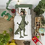 Ropa de cama (dinosaurios 135x 200cm