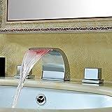 PRIDE S LED-Waschtischbatterie für Waschtischmontage