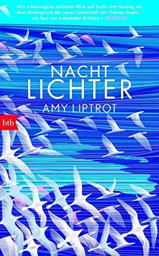 Buchseite und Rezensionen zu 'Nachtlichter' von Amy Liptrot
