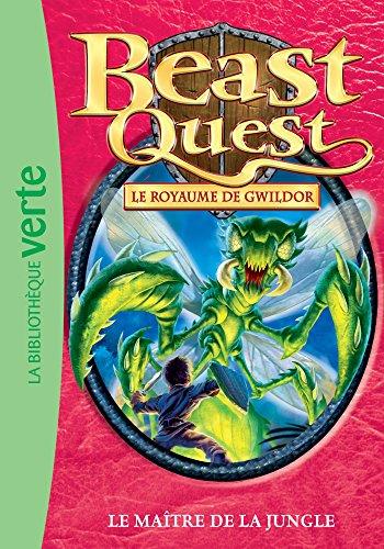Beast Quest - Le royaume de Gwildor, Tome 34 : Le maîtresse de la jungle