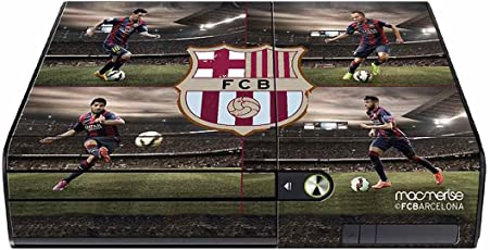 Macmerise Team FCB - Skin for Xbox 360