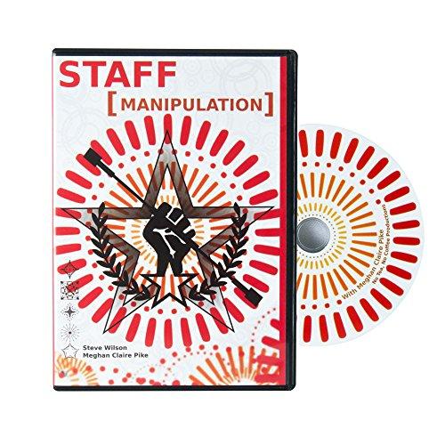 Staff Manipulation - Instructional Fire Staff DVD