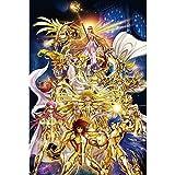Cavalieri d'oro di Legno Puzzle, Tiglio Premium Giocattoli educativi di qualità, for Adulti e Bambini Regali, Decorazione della Parete, 500,1000,1500 Pezzi (Size : 500 PCS)