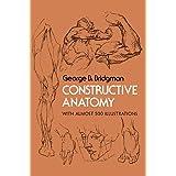 Constructive Anatomy (Dover Anatomy for Artists)