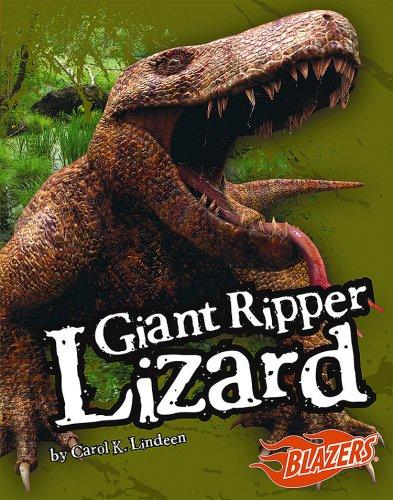 Giant Ripper Lizard (Blazers: Extinct Monsters)