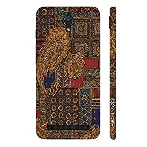 Enthopia Designer Hardshell Case Indian Arabic Back Cover for Asus Zenfone C