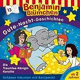 Benjamin Blümchen:Gute Nacht Geschichten - Die Traumfeekönigin Karolila