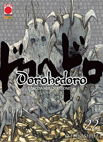 Dorohedoro: 22 por Q Hayashida