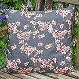 Designer Wasserdicht Garten Außen Kissen - Cherry Blossom -