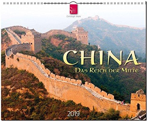 GF-Kalender CHINA - Das Reich der Mitte 2019