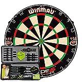Winmau Blade 5 Dartboard inkl. MvG Dartset