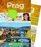 Bruckmann Reiseführer Prag: Zeit für das Beste. Highlights, Geheimtipps, Wohlfühladressen. Inklusive Faltkarte zum Herausnehmen.