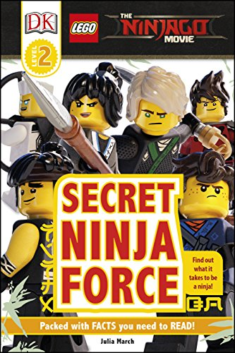 The LEGO® NINJAGO® MovieTM Secret Ninja Force (DK Readers ...