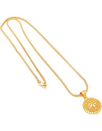 7b3b2879da9f5 Necklaces: Buy Necklaces Online at Best Prices in India-Amazon.in
