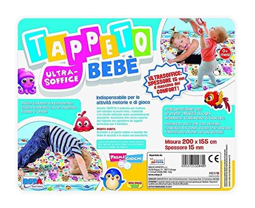 RSToys-10233B-Tappeto-Maxi-Primi-Giochi-Ultra-Spessore-ideale-per-il-gattonamento