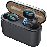 Wireless Bluetooth Earbuds, Latest Bluetooth 5.0 True Wireless Earbuds 3D Stereo Sound Wireless Headphones