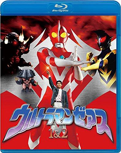 【Amazon.co.jp限定】  ウルトラマンゼアス 1&2 (L判ブロマイド付) [Blu-ray]