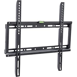 MX Ultra Slim LCD Led Tv Plasma Wall Mount Stand 32 to 65  Inch Bracket Fixed TV Mount
