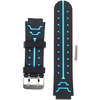 ibasenice - Cinturino in silicone per orologio da bambino, 16 mm, cambio rapido, per ragazzi e ragazze, con attrezzo a…