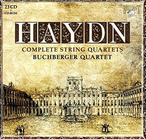 Haydn: Complete Strings Quartets 'Buchberger Quartett' (Viola Haydn)