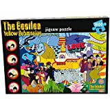 Paul Lamond Games Beatles Yellow Submarine Puzzle (1000-Piece)