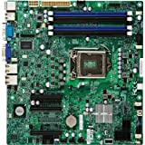 Supermicro - X9SCL-F - MBD-X9SCL-F-B - Mainboard - Mikro-ATX -