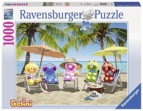 Ravensburger 19701 Gelinis im Sommerurlaub, Erwachsenenpuzzle