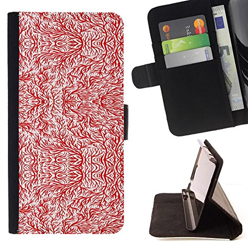 momo-phone-case-wallet-leather-case-cover-with-card-slots-wallpaper-tree-branch-red-white-twig-art-s