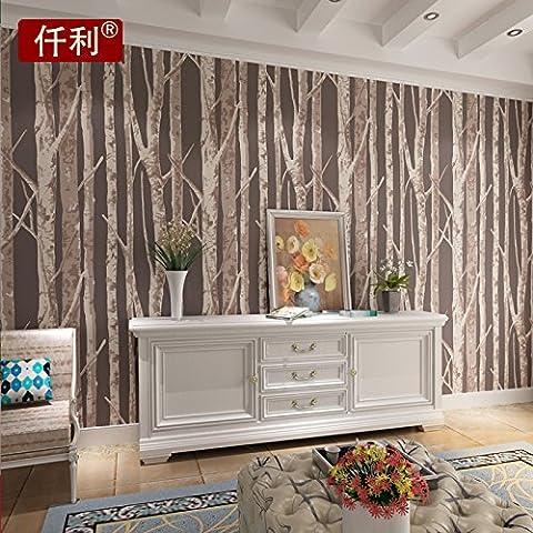 Luxe moderne abstrait Curve Papier peint Art 3D DIY Chambre Décor mur papier peint sur Idéal Art 123