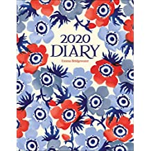 Emma Bridgewater Patterns (Anemone) Deluxe A5 Diary 2020