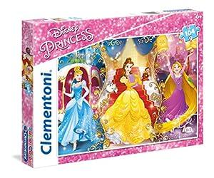 Clementoni - Puzzle 104 Piezas Princess (27983)