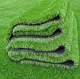 Kuber Industries High Density Artificial Grass Carpet Mat