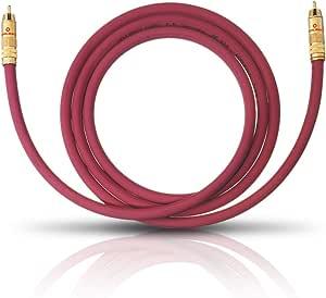 Oehlbach Nf 214 Sub 200 Erstklassiges Subwoofer Kabel Elektronik