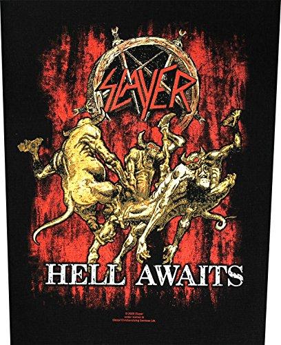 Slayer toppa chiaro Awaits Helloween