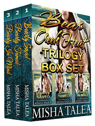 Bear Creek Heat Trilogy Box Set: Clean Paranormal Polar Bear Shifter Romance Bundle (English Edition) (Saw Box Set)