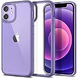 Spigen Ultra Hybrid Fodral Kompatibel med iPhone 12 mini -Iris Purple