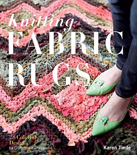 Preisvergleich Produktbild Knitting Fabric Rugs