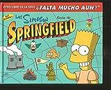 GUIA DE SPRINGFIELD (SIMPSON ALBUMES)