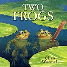 Two Frogs by Chris Wormell (2003-08-01)