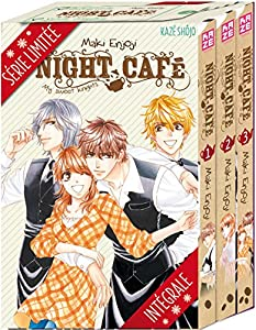 Night Café - My Sweet Knights Coffret intégral Tomes 1 à 3