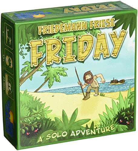 Rio Grande Games Friday Board Game