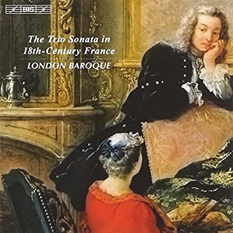 The Trio Sonata In 18Th-Century France (London Baroque) (BIS: BISCD1855)