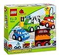 LEGO Bricks & More 10552 - Mis Primeros Vehículos de LEGO