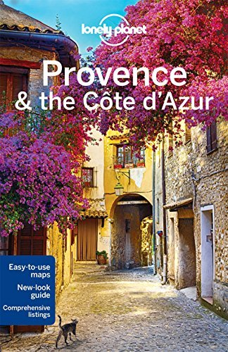 Lonely Planet Provence & the Cote d'Azur (Travel Guide) by Lonely Planet (2016-01-19)