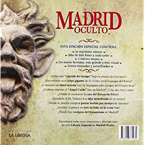 Madrid oculto. Edición especial (Libros De Madrid)