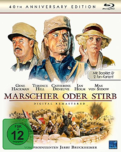 Marschier oder Stirb - Digital Remastered [Blu-ray]
