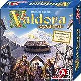 ABACUSSPIELE 06091 - Valdora - extra. Erweiterung