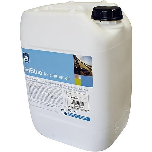 CORA ADB10L AdBlue Additivo, ISO 22241, DIN70070, Tanica 10 L