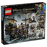 LEGO Pirates of the Caribbean 71042 Silent Mary Vergleich